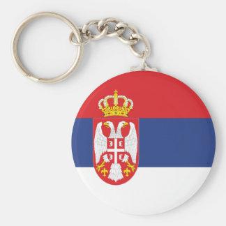 serbia key ring