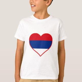 Serbia Love T-Shirt