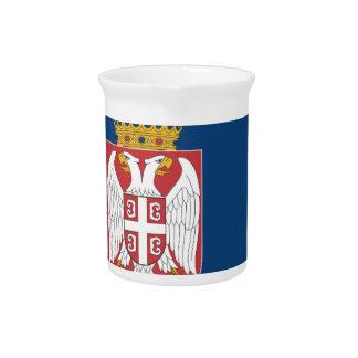 serbia pitcher