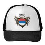 Serbia Rocks Hat