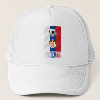 Serbia White Eagles 2010 world cup gifts Trucker Hat