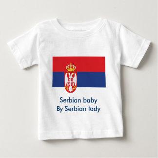 Serbian baby baby T-Shirt