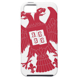 Serbian Eagle Case For The iPhone 5