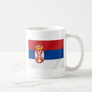 Serbian Flag of Serbia - Show off for Srbija Coffee Mug