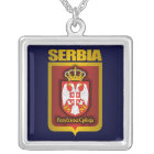 """""""Serbian Gold"""" Necklace"""