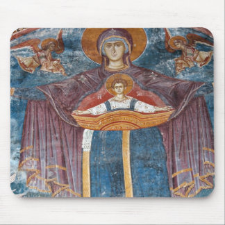 Serbian Orthodox Church, and a UNESCO site, Mouse Pad