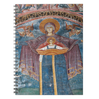 Serbian Orthodox Church, and a UNESCO site, Notebooks