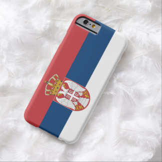 Serbian state flag barely there iPhone 6 case