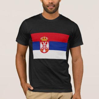 Serbia's Flag T-Shirt
