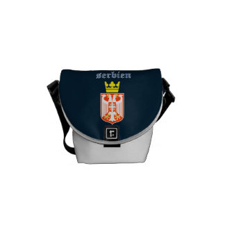 Serbien Courier Bags