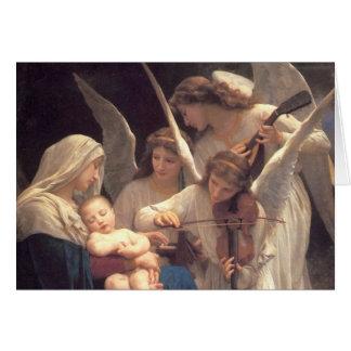 Serenade of Angels Greeting Card