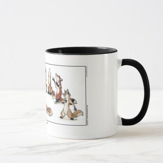 """Serenade of Love"" Mug"