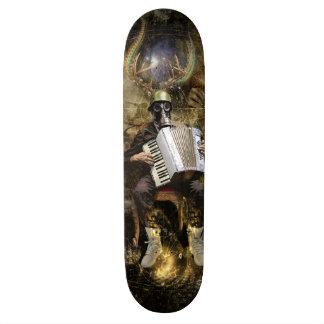 Serenade To The Universe 21.3 Cm Mini Skateboard Deck