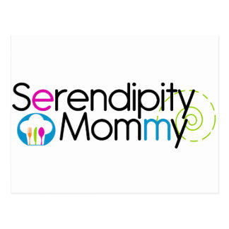 Serendipity Mommy Branded Merchandise No URL Postcard