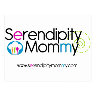 Serendipity Mommy Branded Merchandise Postcards