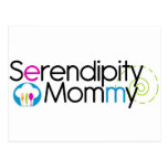 Serendipity Mummy Branded Merchandise No URL Post Cards