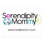 Serendipity Mummy Branded Merchandise Postcards