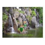Serene Bubba Postcard