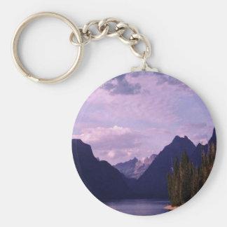 Serene-eminence, beautiful sky, on a keychain