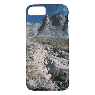 Serene Mountain Scene iPhone 7 Case