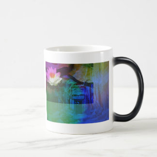 serene mystery magic mug