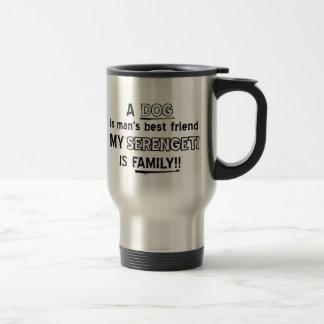 SERENGETI Cat Designs Coffee Mugs