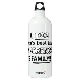 SERENGETI Cat Designs SIGG Traveller 1.0L Water Bottle