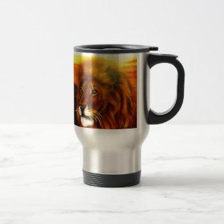 Serengeti King.jpg Coffee Mugs