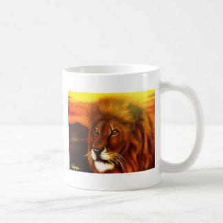 Serengeti King.jpg Mug
