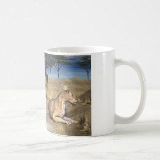 Serengeti Lions Coffee Mugs