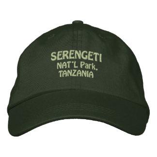 Serengeti Nat'l Park Baseball Cap