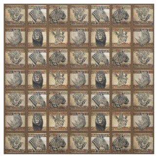 Serengeti Safari Fabric