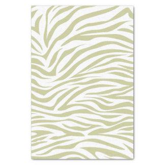 """Serengeti Safari Zebra 10"""" X 15"""" Tissue Paper"""
