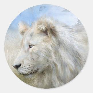 Serengeti Spirit Art Stickers