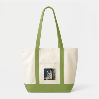 Serenity as Bunny card Impulse Tote Bag