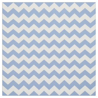Serenity Blue Zigzag Chevrons 2016 Pattern Fabric