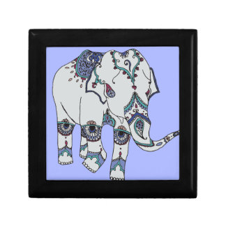 Serenity Boho Elephant Gift Box