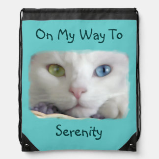 Serenity close-up backpack