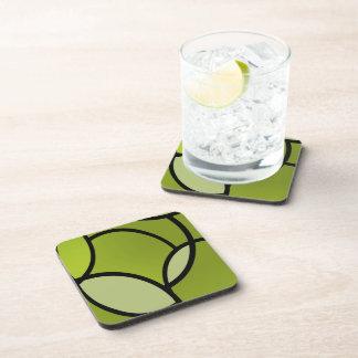 Serenity Lime Coaster