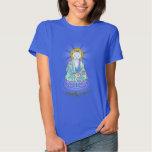 Serenity Meow Personalised Buddha Cat T Shirt