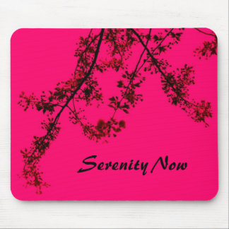 Serenity Now Mouse Mat