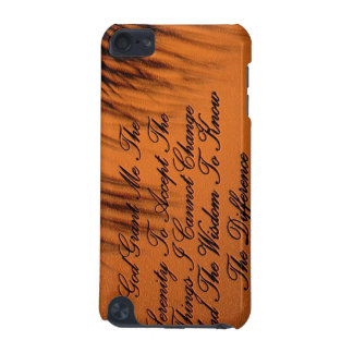 Serenity Prayer iPod Touch (5th Generation) Cases
