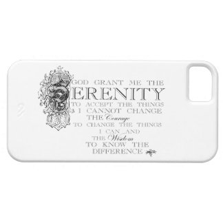 Serenity Prayer Case For The iPhone 5