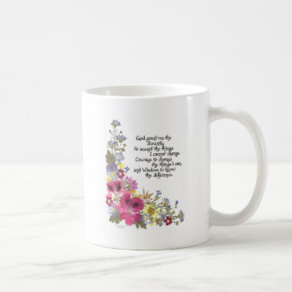Serenity Prayer Coffee Mug