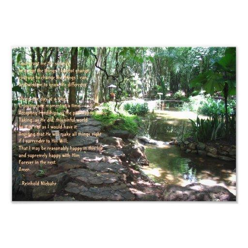 Serenity Prayer Photo