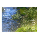 Serenity Prayer River Profile Card Pack Of Chubby Business Cards