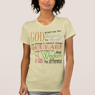 Serenity Prayer T-Shirt