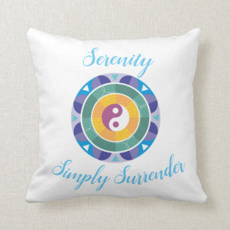 Serenity - Simply Surrender Cushion
