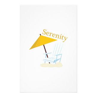 Serenity Stationery