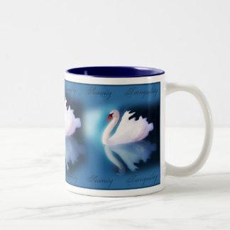 Serenity  Swan Mug Mug